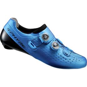 Shimano S-Phyre SH-RC9 Rennrad Schuhe Unisex blau